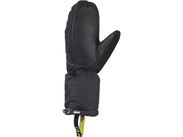 Camp Tempest Muffole, black/lime